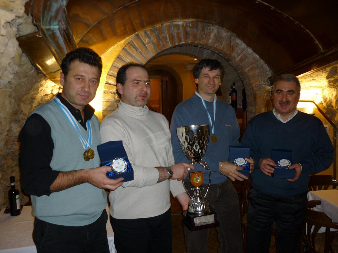 Torneo dei Castelli 2009 - Serravalle vince ancora!