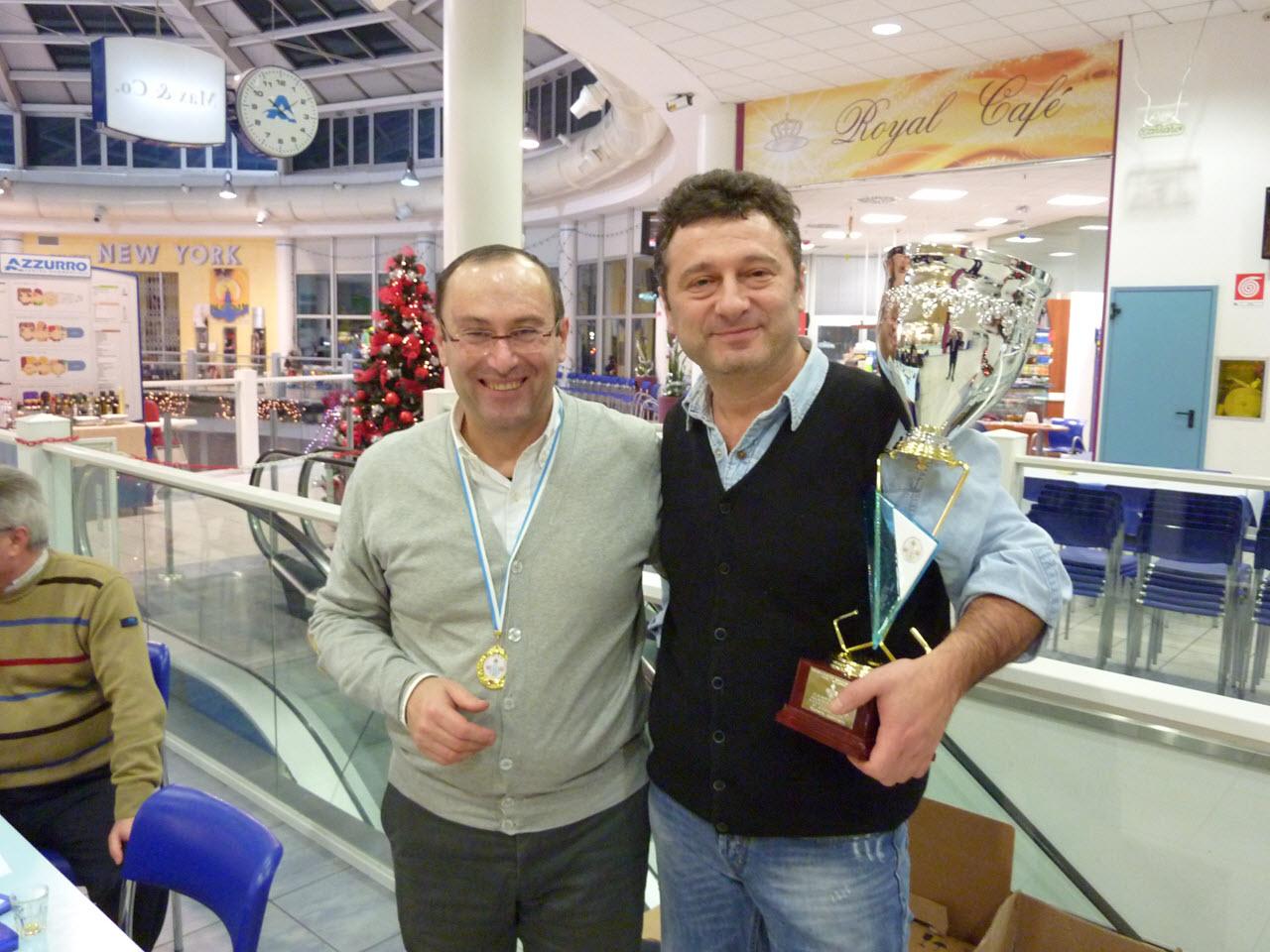Roberto Cecchetti è il nuovo Campione Sammarinese 2010!