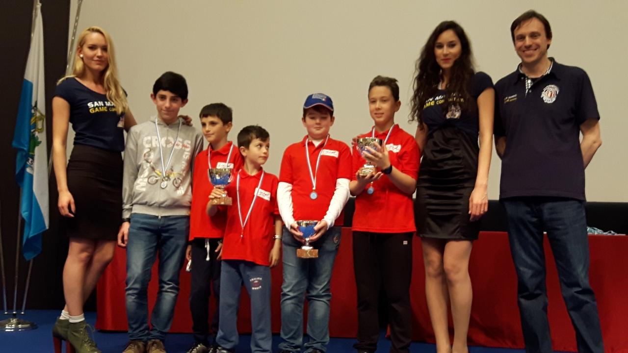 SMGC 2016 - Torneo Giovanile di Scacchi