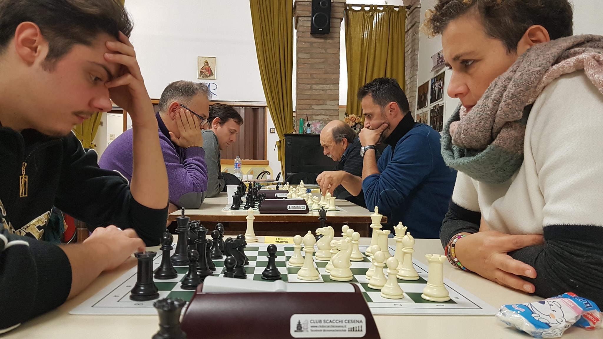 Torneo Rapid di Natale Cesena 2018