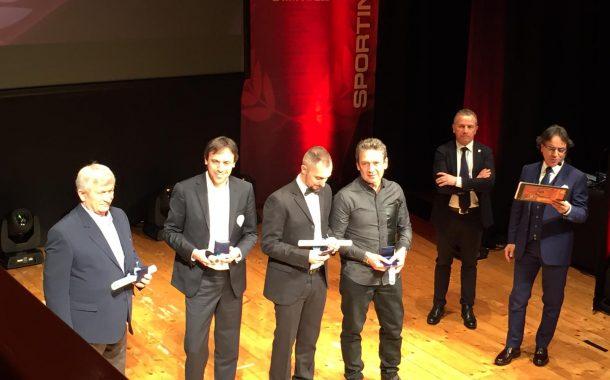 Sportinsieme Awards, medaglia d'oro per Danilo Volpinari
