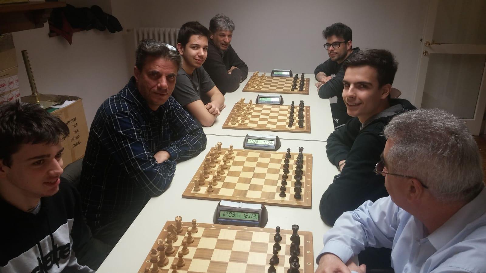 Danilo Volpinari vince il Campionato Sammarinese Rapid 2019