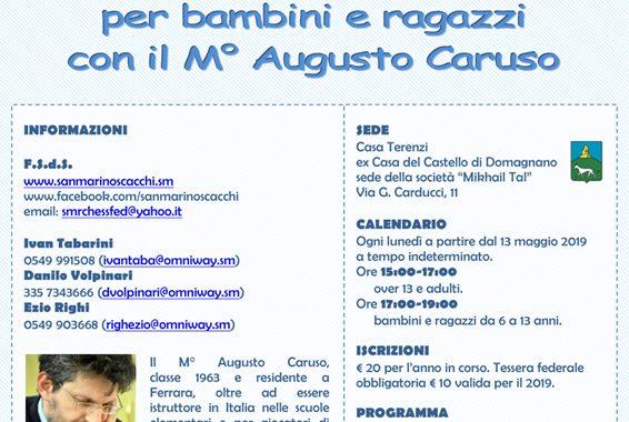 Calendario Tornei Scacchi.Federazione Sammarinese Degli Scacchi Sanmarinoscacchi
