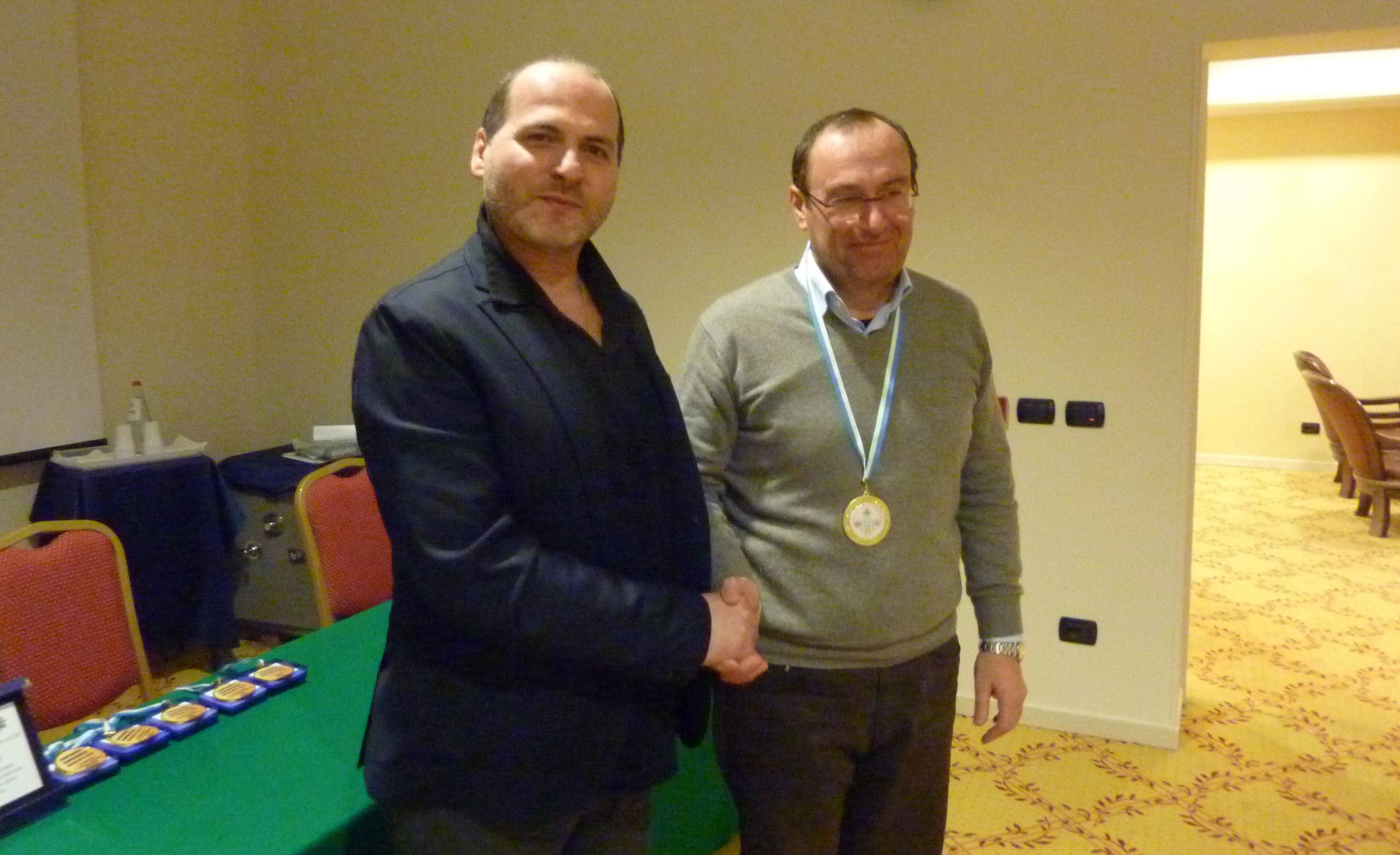 Campionati Sammarinesi Lampo e Semilampo 2014