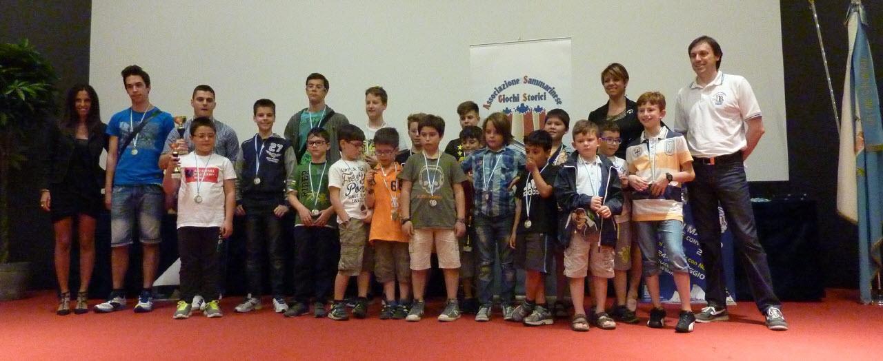 24 maggio 2014 - Grande successo del Campionato Giovanile